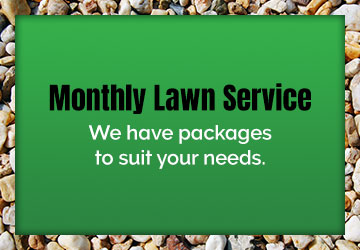 Monthly Lawn Service